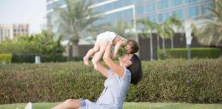Les avantages d'être maman
